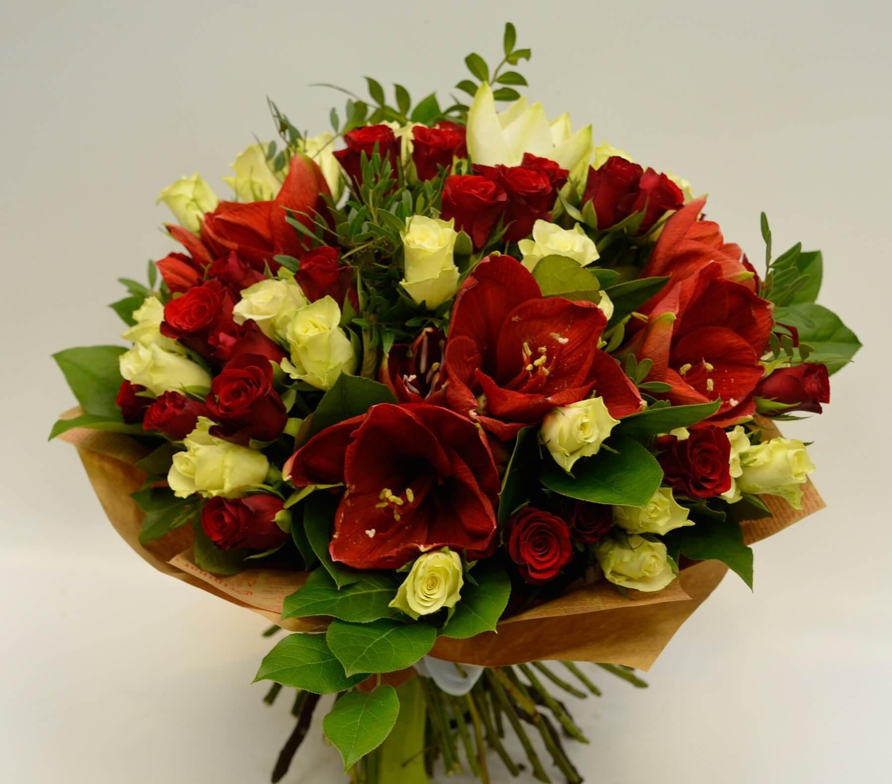 Букет цветов до 400 рублей